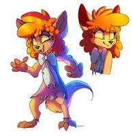 Winnie The Werewolf by PlagueDogs123