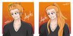 IchiRuki: Chameleon Boy by myredplanet