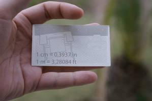 business card design-back by alexanderhristov