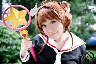 Cardcaptor Sakura by curionenene