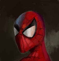 Spider-Man by AdventGecko