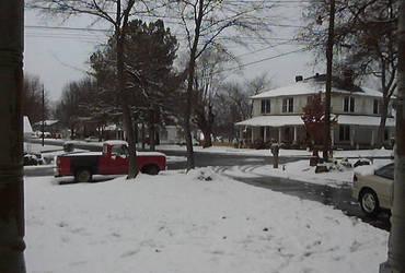 snow by galaxypurple