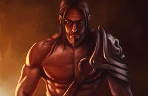 Barbarian by bearcub