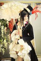 xxxHolic: Yuko Ichihara by Eternal-Jesus