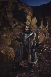 The Hobbit: Thorin by Eternal-Jesus