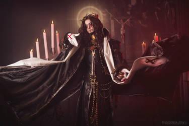 Trinity Blood: AX by Eternal-Jesus