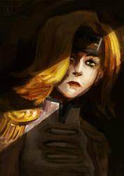 Hero Rosalyn by theheadlessgirl