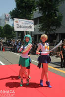 WCS 2015 - Red Carpet Parade by Rinaca-Cosplay