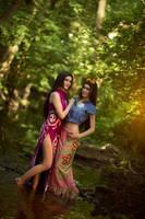 Boa and Nico by Rinaca-Cosplay