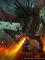 King Dragon advanced by Cynic-pavel