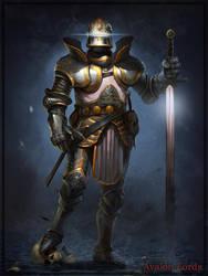 Paladin Knight by Cynic-pavel