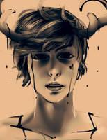 Deer Boy by blu-ion