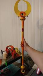 Cosplay prop- Ribbon of Volta by Melody-Hikari