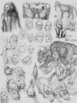 .Sketches 2018 - 3 by iLDS