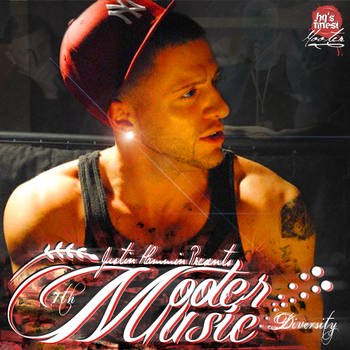 Mooter Music Mixtape Cover Design by Hqs-Finest