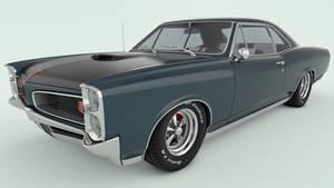 1966 Pontiac GTO by SamCurry