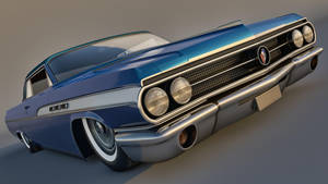 1963 Buick Wildcat MK1 Convertible by SamCurry