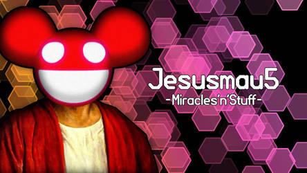 Jesusmau5 by Cnopicilin