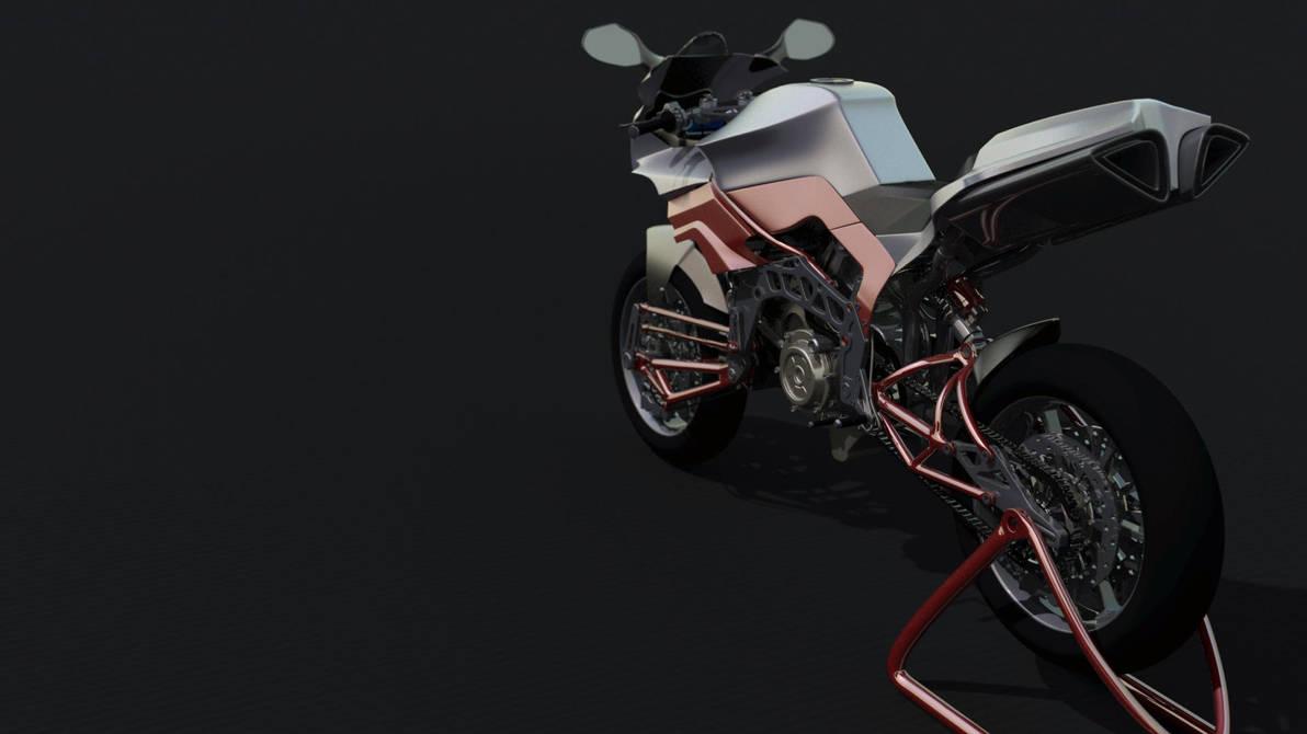 Bimota Tesi 3D by Cnopicilin