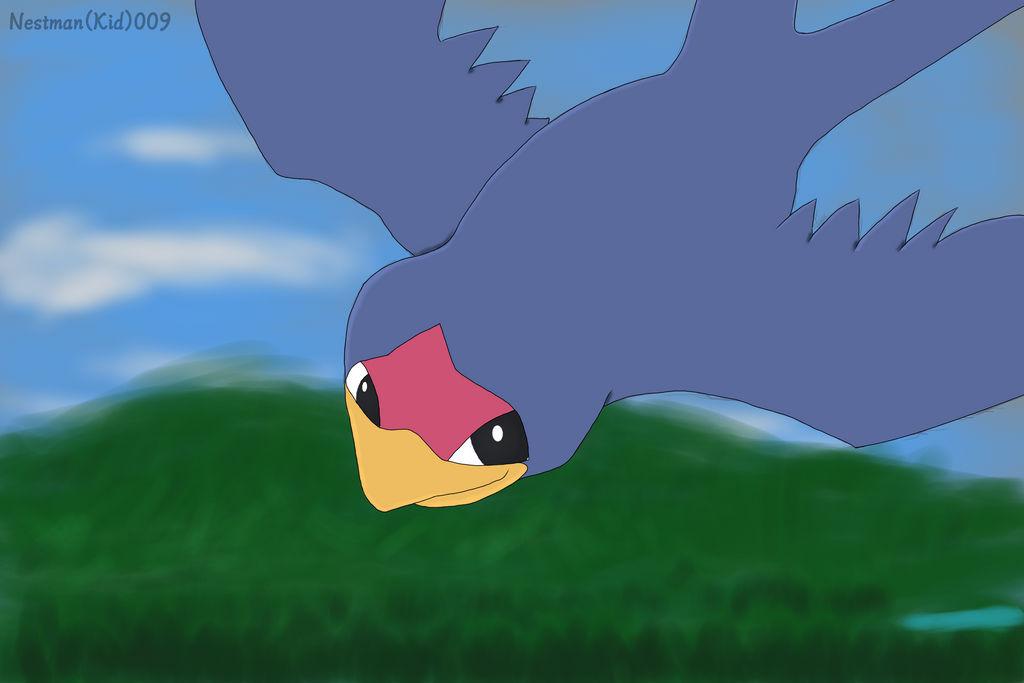 Searing flyin' high by nestkid