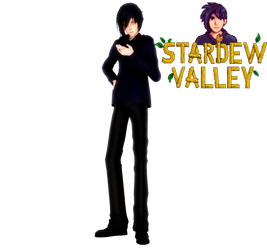 [MMD]Stardew Valley- Sebastian by Moon-Marionette