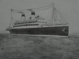 RMS Empress of Ireland by Remyfox819