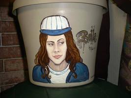 TWLT - Bella, The Plant Pot by resa-challender