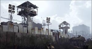 Swamp fort by JuavT