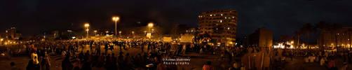 Tahrir Square by shabrawyz