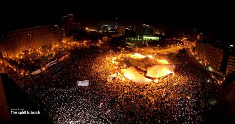 Tahrir Sq. July8 by shabrawyz