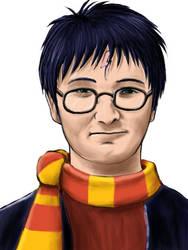 Harry Potter - Charlie by Tsyris