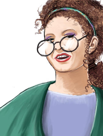 Sybill Trelawney - Madie by Tsyris