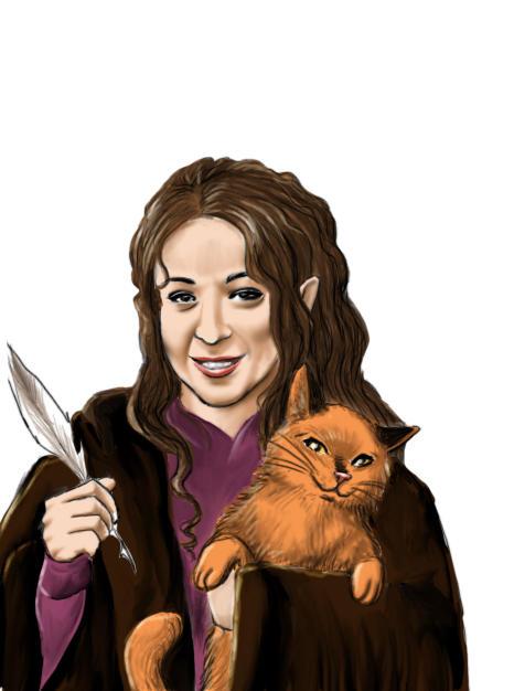 Hermione - Mindy by Tsyris