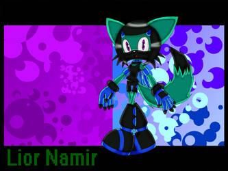 For Iceiwynd: Lior Namir by StupidLittleCreature