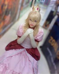 Princess Peach -Brawl- Cosplay by Nao-Dignity