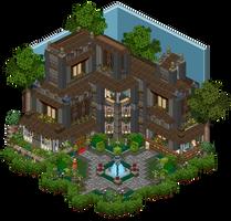 Mansion by Cutiezor