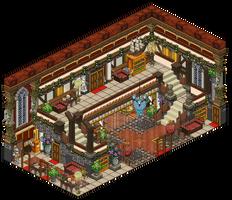 Mansion - Entrance by Cutiezor