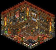 Mansion - Study room by Cutiezor