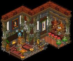Mansion - Bar by Cutiezor