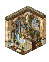 Mansion - Bathroom 2 by Cutiezor