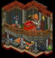 Mansion - Tea Room by Cutiezor