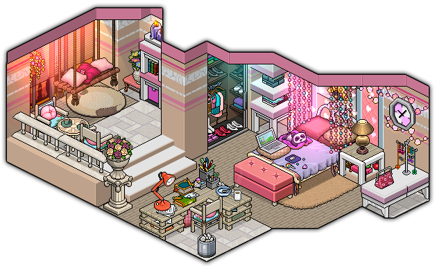 exciting cute girly bedroom ideas | 101 % girly bedroom design by Cutiezor on DeviantArt