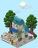 Ice Cream Cafe by Cutiezor