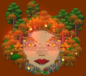 Mother Autumn by Cutiezor