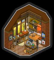 Cozy hobby room ~ by Cutiezor