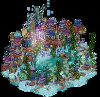 Underwater portal by Cutiezor