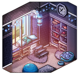 Cozy window view ~ revived by Cutiezor