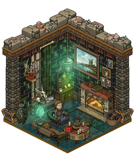 Study Room With Aquarium: Aquarium Study By Cutiezor On DeviantArt