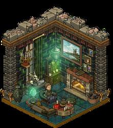 Aquarium study by Cutiezor