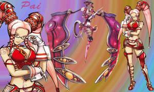 Pai Wallpaper by lady-yunalesca54
